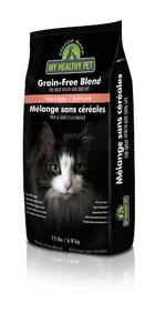 """הוליסטיק בלנד לחתול – ללא דגנים 6.8 ק""""ג Holistic bland"""