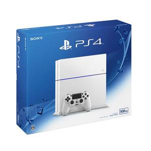 קונסולה PS4 500GB לבן Sony