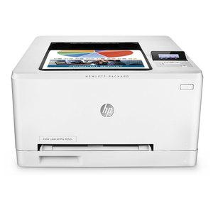 מדפסת לייזר צבעונית HP COLOR LASERJET PRO M252N