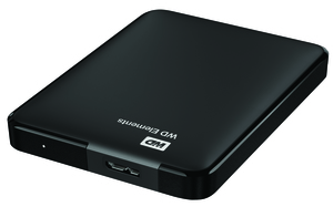 כונן קשיח Wd Elements Portable 1Tb Black Emea Western digital