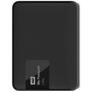 כונן קשיח חיצוני Western Digital My Passport Ultra 1TB