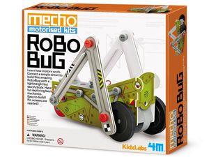 רובוט ג'וק Robo Bug - מכניקה