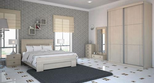 מבצע:חדר שינה COUNTRY עם ארון הזזה