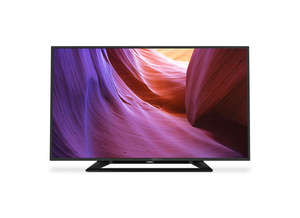 "טלוויזיית פיליפס Philips 48"" LED TV FULL HD דגם:48PFH4100"