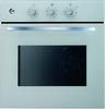 """תנור אפיה בנוי עם טורבו לבן זכוכית  EB56-ECAW זק""""ש  Zaksh"""