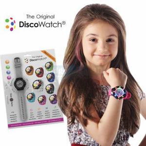 שעון יד דיסקו המקורי Discowatch