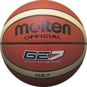 כדורסל דמוי עור מולטן מס' 7- MOLTEN GE7
