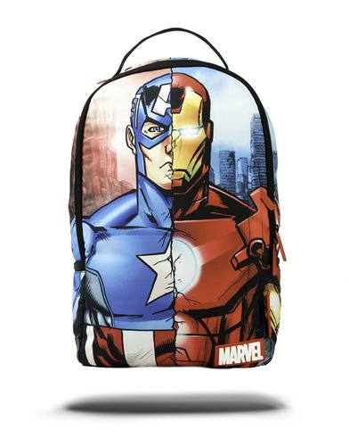 Sprayground Backpack תיק גב - Marvel Civil War