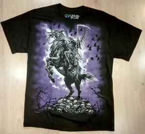 Dark Fantasy חולצה קצרה בהדפס מלא - Death Rider Full Print Generic