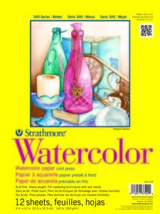סטרטמור   בלוק לצבעי מים 27.9x38.1 סדרה 300