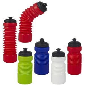 בקבוק ספורט ספירל בעל נפח משתנה
