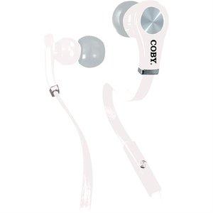 אוזניות עם מיקרופון COBY CVE103