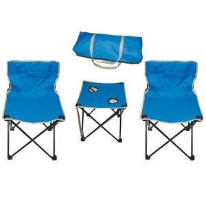סט כסאות ושולחן לקמפינג בתיק