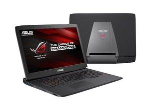 מחשב נייד ASUS G752VT-GC073T Asus G752VT-i7-6700HQ אסוס