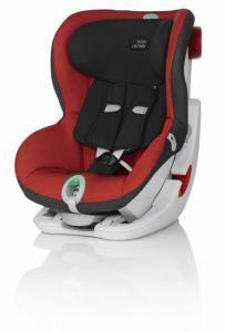 כסא בטיחות דגם King ATS II אדום
