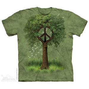 The Mountain חולצה קצרה בהדפס מלא - Roots Of Peace