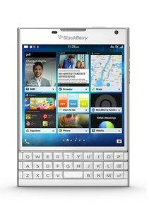 BlackBerry Passport מתצוגה