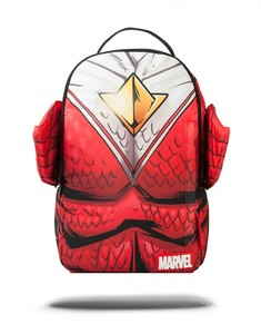 Sprayground Backpack תיק גב - Marvel Falcon Removable Wings