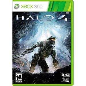 XBOX360 - Halo 4 מיקרוסופט