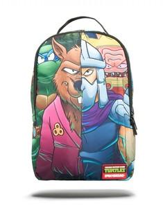 Sprayground Backpack תיק גב - TMNT Good VS Evil