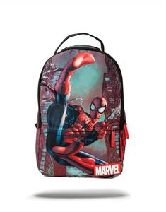 Sprayground Backpack תיק גב - Mini Marvel Spidey Kick
