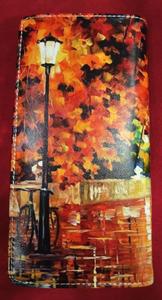Chun And Dahl ארנק עור סינטטי - Autumn Street 902