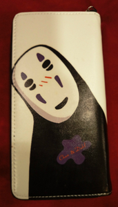 Chun And Dahl ארנק עור סינטטי - No Face 806
