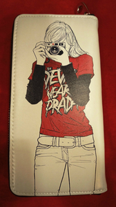 Chun And Dahl ארנק עור סינטטי - The Devil Wears Prada 806