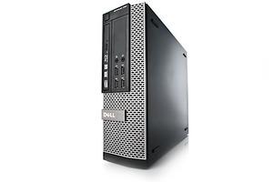 מחשב שולחני OptiPlex 990 SFF מערכת הפעלה חלונות 7 פרו  דל