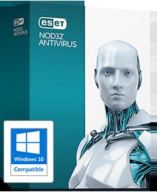 אנטי וירוס NOD32 נוד32 כולל אנטי רוגלות, אנטי פישינג ובקרת התקנים חיצוניים איסט