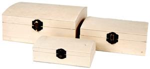 """מארז 6 סטים של סט 3 קופסאות ג-13/18 ב-10/15 ק-7/12 ס""""מ"""
