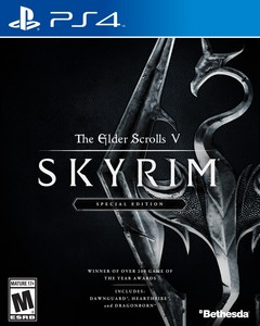 The Elder Scrolls V: SKYRIM PS4