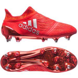 נעלי כדורגל מקצועיות עם גרב חצי סטופקס -ADIDAS X16.1 SG