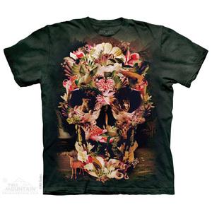 The Mountain חולצה קצרה בהדפס מלא - Jungle Skull