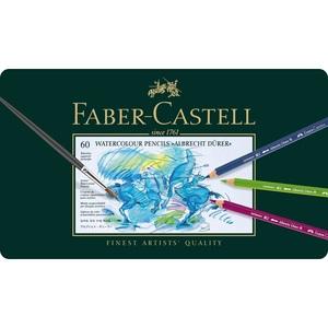 Faber Castell | סט 60 עפרונות מים אלברט דירר
