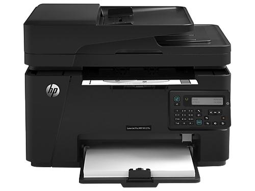 מדפסת לייזר HP LaserJet Pro MFP M127fn