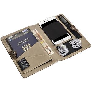 נרתיק PowerCase משולב מטען נייד