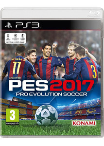 Pro Evolution Soccer PES 2017 PS3