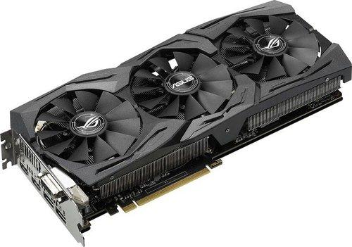 כרטיס גרפי ASUS ROG Strix GeForce GTX 1060 6GB GDDR5