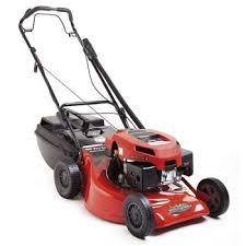 """מכסחת דשא בנזין נסיעה עצמית """"20 6.5 כ""""ס יציקת אלומיניום דגם PROCUT50SP רובר Rover"""