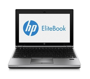 "מחשב 11.6"" EliteBook Core i5 2.8Ghz Windows 7/8.1/10 PRO + אופיס Home & Business Hp"