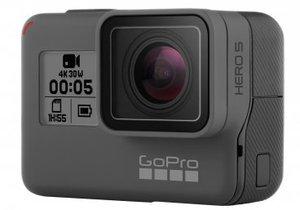 GoPro HERO 5 Black יבואן רשמי שנתיים אחריות