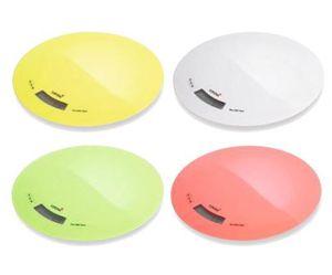 משקל דיגיטלי טאצ' עגול צבעוני KORONA