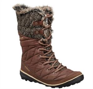 מגפיים מבודדים לנשים Heavenly Omni-Heat Knit Columbia