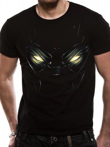 Marvel חולצה קצרה - Black Panther