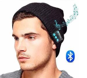 כובע אוזניות בלוטוס Bluetooth Hat
