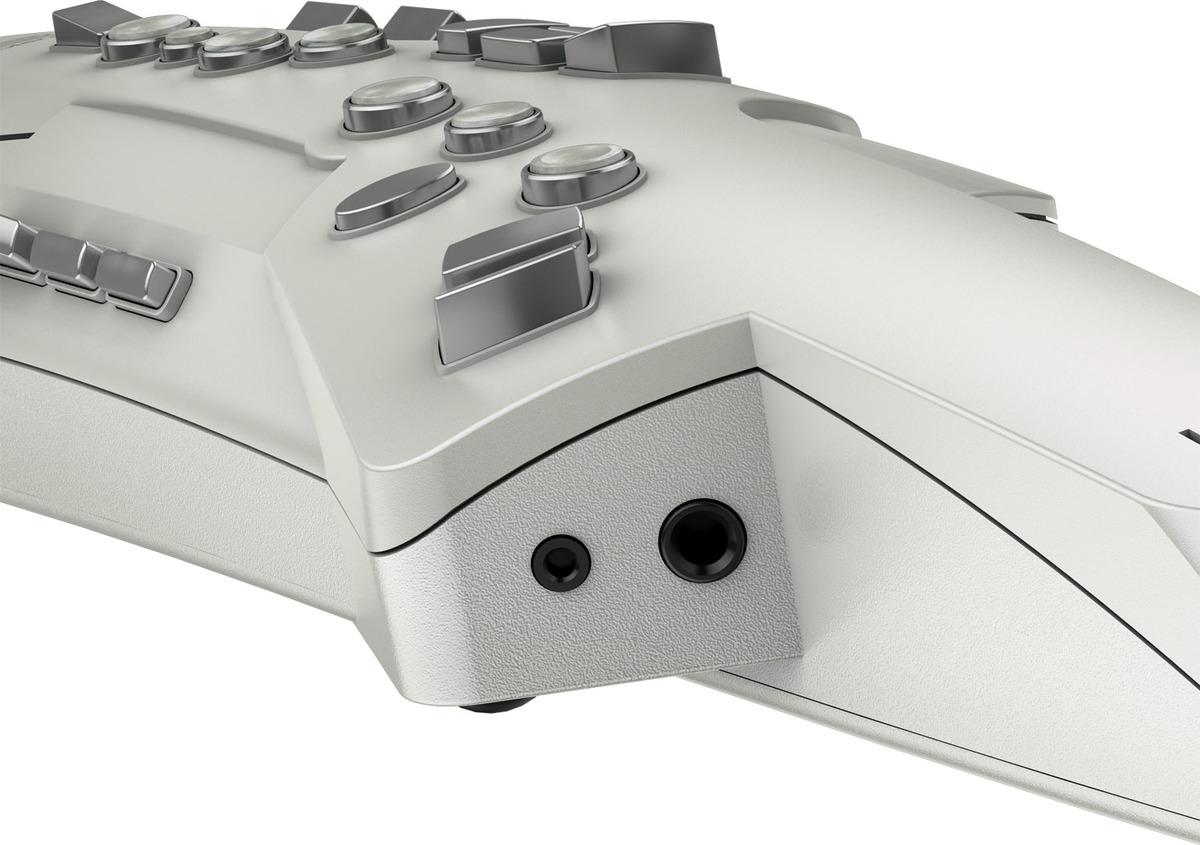 Aerophone AE-10 - כלי נשיפה דיגיטלי עם מגוון רחב של צלילים מ- Roland