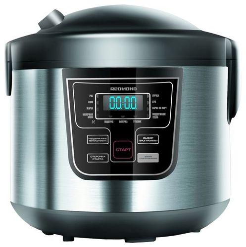 סיר בישול - multi cooker רדמונד + מתקן פסטרמה מתנה דגם RMC20 תפריט ברוסית