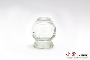 כוס רוח זכוכית - מספר 2