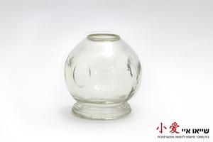 כוס רוח זכוכית - מידה 4